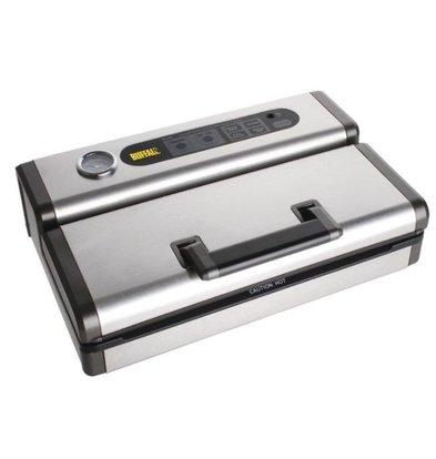 Buffalo Machine Sous Vide Inox/ABS | 130W | Soudure 300mm | Pour Sacs Gaufrés