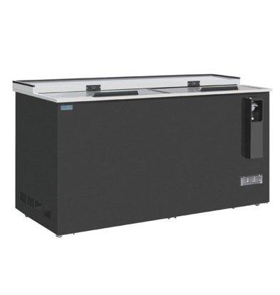 Polar Refroidisseur à Bouteilles Verrouillable | 577 Litres | Acier Peint | DIGITAL | 1634x687x888(h)mm