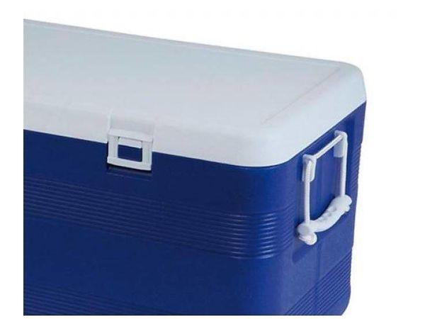 Linum Glacière Professionelle | Containeur Isotherme | 110 Litres | 86x47x50cm