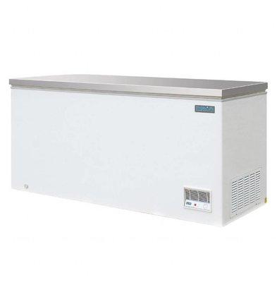 Polar Congélateur Coffre | 516 Litres | Couvercle INOX | 1795x688x845(h)mm