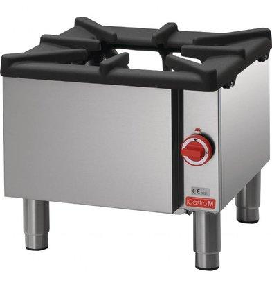 Gastro M Réchaud à Gaz   Gastro M Serie 650   8,8kW   550x550x500(h)mm