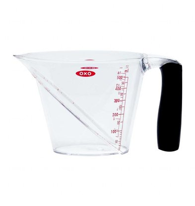OXO Pichet Mesureur Incurvé | Oxo Good Grips | 500mL