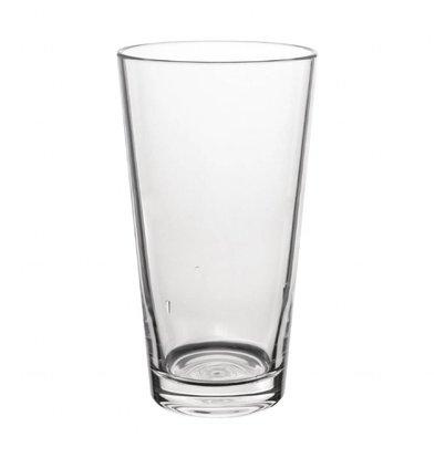 Roltex Verre à Bière en Plastique | Sans Bpa | Roltex | 350ml | (h)136xØ76mm