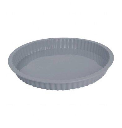 Voque Moule à Tarte Flexible en Silicone  | 33(H) x 270(Ø)mm