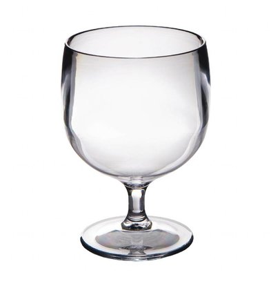 Roltex Verre à Vin en Plastique | Sans Bpa | Roltex | 220ml | (h)106xØ73mm