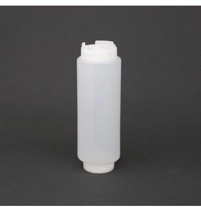 Vogue Distributeur de Sauce Souple  | 570mL | 210(H) x 70(Ø)mm