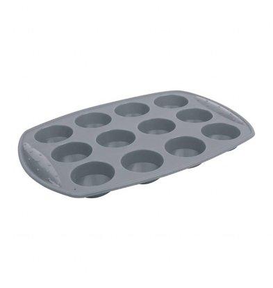Voque Plaque Flexible en Silicone | 12 Cupcakes   | 49(Ø)mm