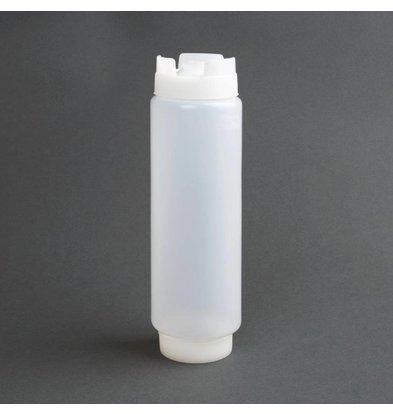 Vogue Distributeur de Sauce Souple  | 455mL | 210(H) x 60(Ø)mm
