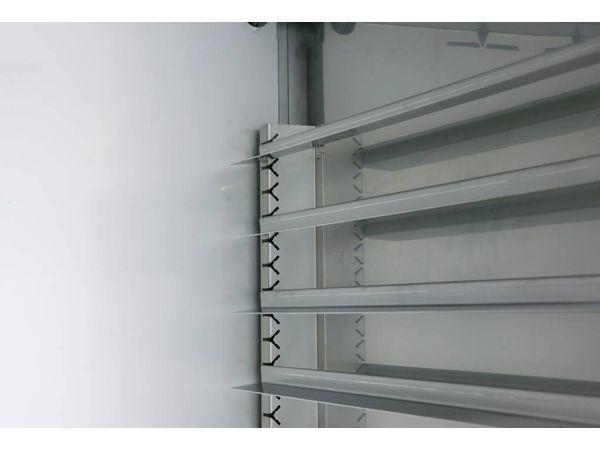 Gram Frigo de Boulangerie Blanc | INOX | Gram M 950 LCG L2 25B | -5/+12°C | 930L | 820x1066x2205(h)mm