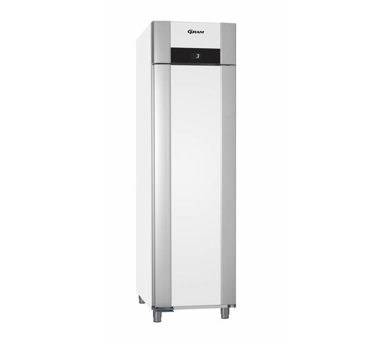 Gram Réfrigérateur de Boulangerie Blanc | INOX | Gram M 550 LCG L2 25B | T -5 +12°C | 465L | 600x855x2125(h)mm