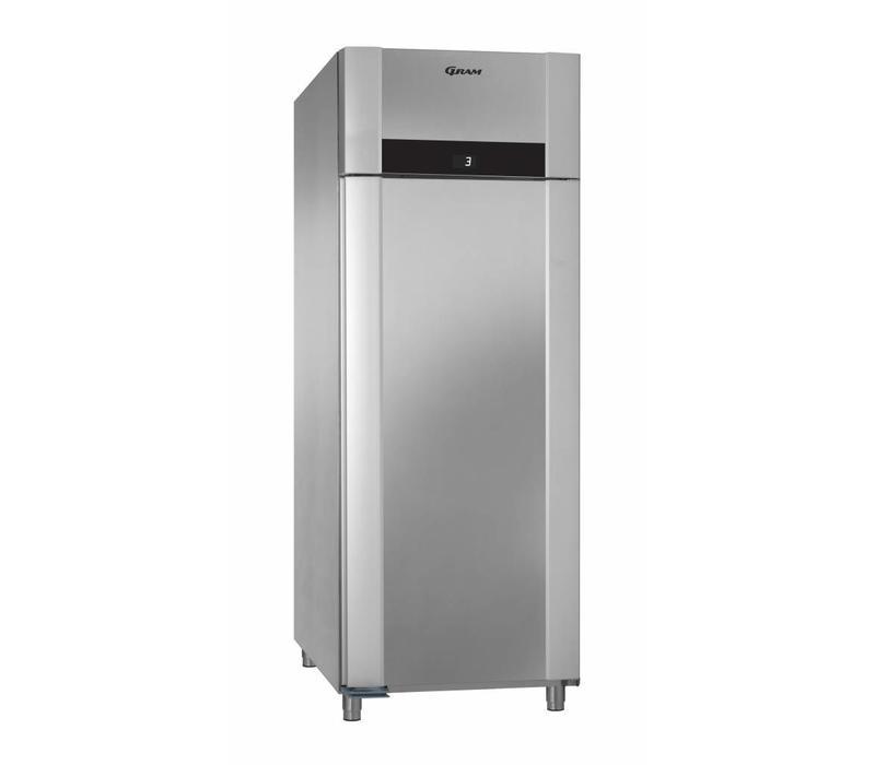 Gram Frigo de Boulangerie INOX | Gram M 950 CCG L2 25B | T -5/+12°C | 949L | 820x1065x2205(h)mm