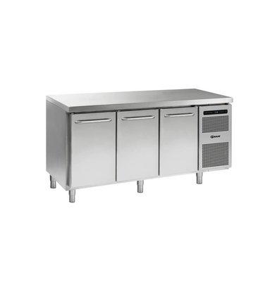 Gram Comptoir Réfrigérateur 3 Portes   Gram GASTRO 07 K 1807 CSG A DL   DL   DR L2   506L   1726x700x885   950(h)mm