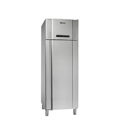 Gram Réfrigérateur + Réfrigérateur Basse Température   INOX   Gram PLUS M 600 CXG T 4S   600L   695x876x2010(h)mm