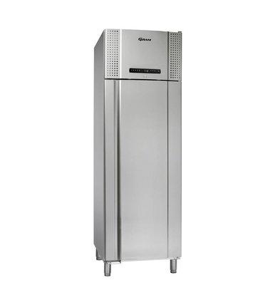 Gram Réfrigérateur + Réfrigérateur Basse Température   INOX   Gram PLUS M 660 CXG T 5S   660L   695x876x2160(h)mm