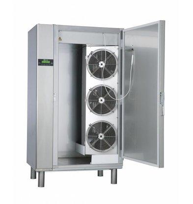Gram Roll-in Cellule de Refroidissement Rapide | Congélateur | INOX | Gram PROCESS KPS 90 SF-2 | 1100x840x1985(h)mm