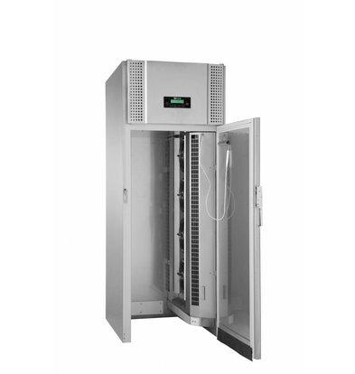Gram Cellule de Refroidissement Rapide | INOX | Roll-in | Sans Compresseur | Gram KPS 60 CF | 780x995x2025(h)mm
