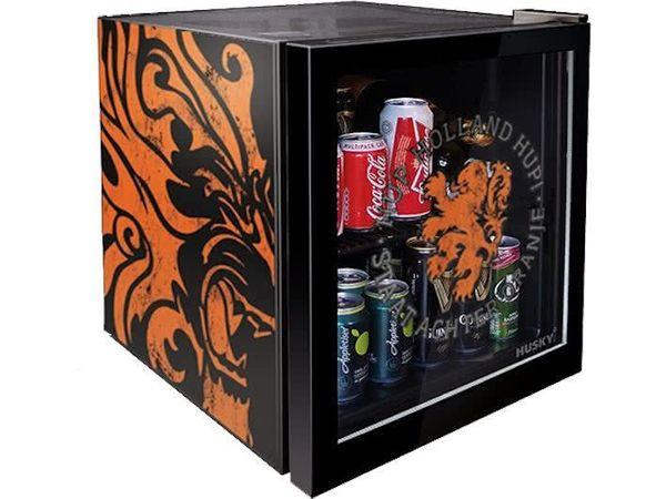 """Husky Arrière-Bar   Noir """"Dutch Lion""""   46L   510x430x460(h)mm"""