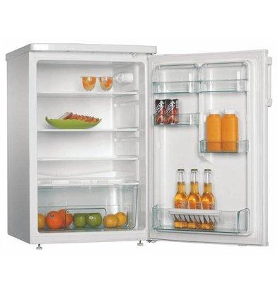 Exquisit Réfrigérateur Exquisit Blanc A+ |  121 Litres | 570x550x850(h)mm