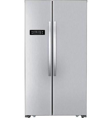 Exquisit Réfrigérateur/Congélateur Américain A++ | Side by Side | 345L / 172L | 900x650x1780(h)mm