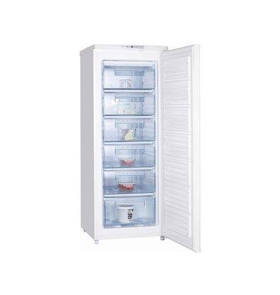 Exquisit Congélateur | Blanc | 163L | 6 Tiroirs | 550x580x1430(h)mm