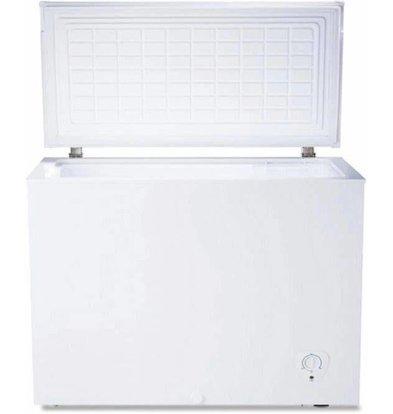 Exquisit Congélateur | Blanc | 200L | avec Paniers | 560x980x850(h)mm