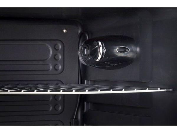 Husky Arrière-Bar   Noir   122L   540x540x845(h)mm