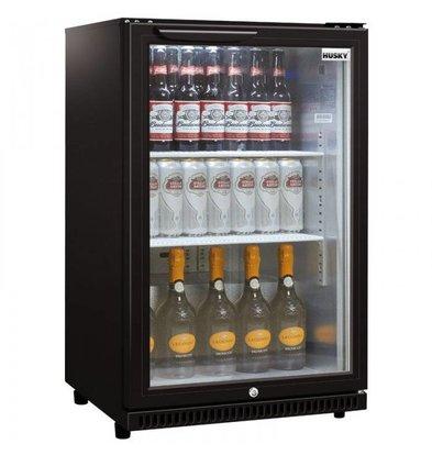 Husky Arrière-Bar | Noir | 112L |  555x495x865(h)mm