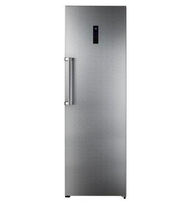 Frilec Réfrigérateur Inox A++ | 360L | 5 Etagères en Verre | 695x662x1855(h)mm