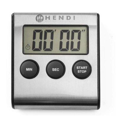 Hendi Miniuteur de Cuisine Digitale - 65x70x17(h)mm