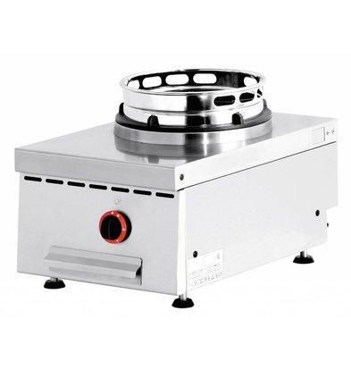 Diamond Feu wok gaz de Comptoir | 1 feu | 1 x 15kW