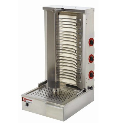 Diamond Gyros grill électrique 55 kg