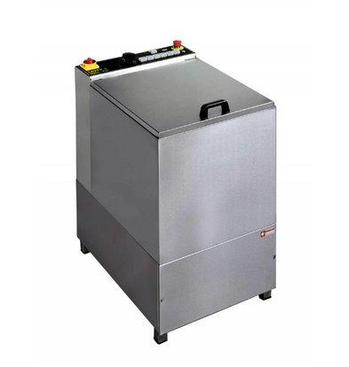Diamond Lave-légumes avec essorage | 300kg / heure | 550x738x(h)880mm