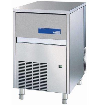 Diamond Machine à Glace Granulée | 113kg/24h | Réserve 30kg | 500x660x690+110(h)mm