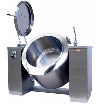 Diamond Marmite basculante électrique | 300 Litres | chauffage indirect | 36,5kW/400V | 1950x1200x1150(h)mm