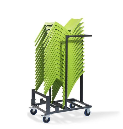 CHRselect Chariot Stack 15   Martelé   950x660x(H)1500mm
