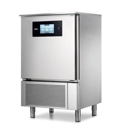 Afinox Cellule de Refroidissement Rapide | Refroidisseur | Congélateur | INFINITY START 8 | Af| INOX | 8 Niveaux | Disponible en taille GN ou EN