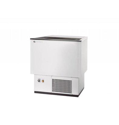 Coreco Bar Comptoir Réfrigéré   Couvercle Coulissant   BEG70-EA   70,5x55x(H)85cm