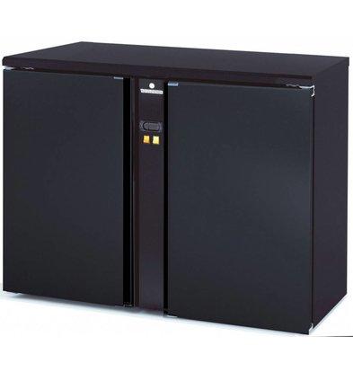 Coreco Frigo Bar | SBP-120 | 2 Portes | Sans Machine de Refroidissement | 146,5x53x(H)82cm