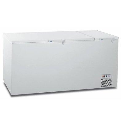 Framec Congélateur | COM 99 | Framec | 2 Couvercles Coulissants | 201x84x(H)96,7cm