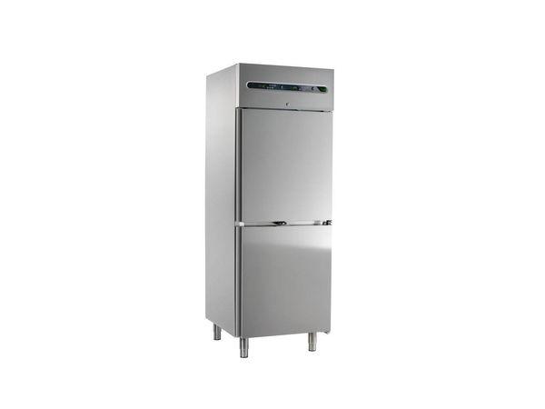Afinox Réfrigérateur / Congélateur   INOX   700 Litres   Af  INOX   73,3x84,4x(H)209cm