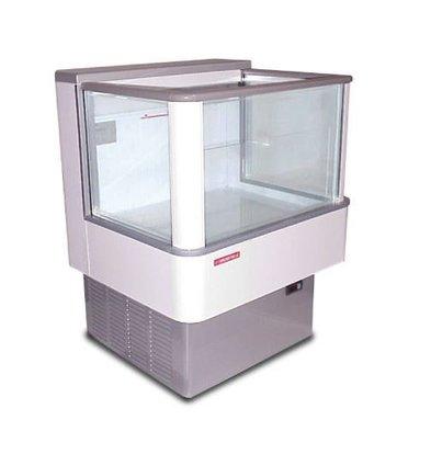 Oscartielle Ilot Congelé PLANET 55 BT | Self-Service Ouvert | -18/-20°C | 550x550x(H)909mm
