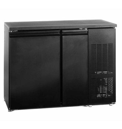 Esta Réfrigérateur pour Fûts | Noir | Voor 6x 20 Litres Vaten | CKC4 | Esta |111x59x(H)86cm