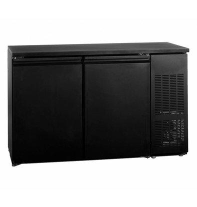 Esta Réfrigérateur pour Fûts | Noir | Voor 8x 20 Litres Vaten | CKC4 | Esta |135x59x(H)86cm