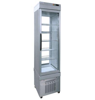 Tekna Vitrine Congelée Aluminium | 5 Etages | 460x640x(h)1930mm