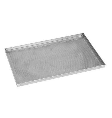 Unox Plaque de Four | Aluminium | Perforé | Revêtement Téflon | 600x400mm