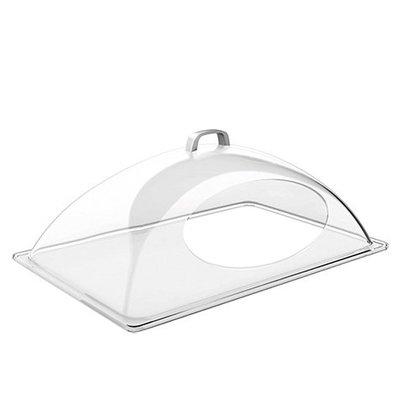 CHRselect Panier à pain avec Ouverture Plastique | GN 1/1 Cloche bombée