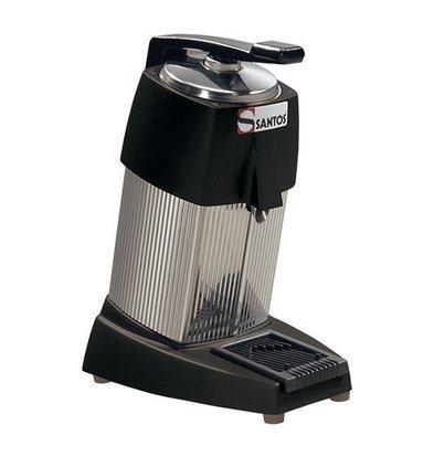 Santos Presse-agrumes N.10 - Super - Noir - INOX - 230V / 230W - 200x300x(H)380mm