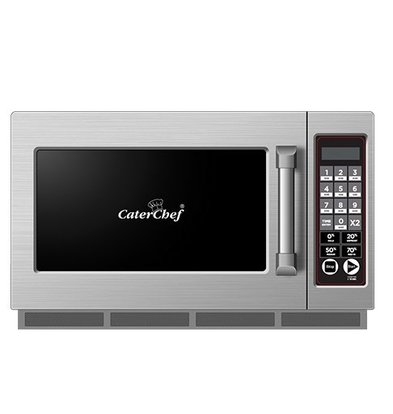 CaterChef Micro-onde CaterChef INOX | 10 Programmes | 34 Litres