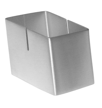 CHRselect Porte-Menu de Table INOX | 40x40x(H)40mm