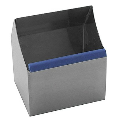 CHRselect Bac Cuillère à Glace Modèle Table INOX   130x100x(H)140mm